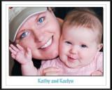 Kathy and Kaelyn