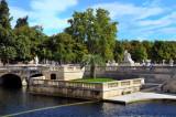 les jardins de Nimes