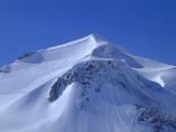 La Grande Motte, access closed after snowfalls... too much snow !