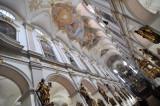 Inside Peterskirche
