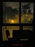 noche nublada
