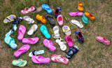Child-Care Clogs