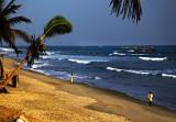 Anomabu Beach