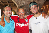 James, Sean & David