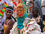 Fancy Dress - Ghana Style 3