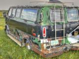 Ye Olde Shaggin' Wagon