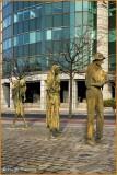 Ireland - Dublin - Famine Memorial