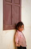 Hmong girl portrait