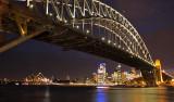 Sydney, Opera House and Harbour Bridge