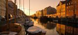 Christianshavn Canal - contre-jour