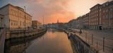 Frederiksholm Canal Panorama