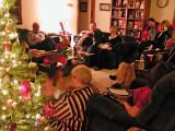 Tuesday Night Bible Study at LeRoy's