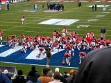 Houston Takes Field