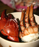 crabs for fingerfood