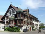 Framehouse / Riegelhaus in Germanie