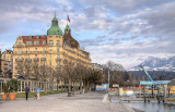 Hotel Palace in Lucerne