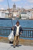 Fisherman of Istanbul