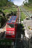 Funicular to Ritomsee