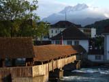 Spreuerbruecke Lucerne