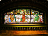 Stained Glass Window, Union Station