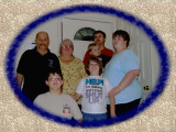Gerald (my Son) & his family