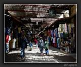 Souk in the Medina of Marrakesh