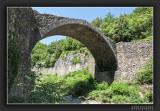Medieval Bridge Ponte della Pia, Tuscany