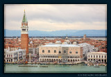Venice, Campanile and Palazzo Ducale