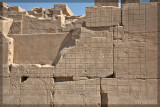 Ancient spreadsheet from the administration of Karnak Temple