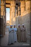Guards of Luxor Temple