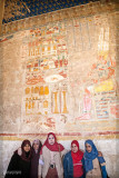 Visiting Hatshepsut Temple