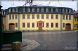 Goethe's house in Weimar