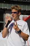 Victory for Marco Andretti