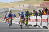 Finish - Pro Mens NRC Road Race