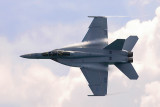 F18 Fly-by