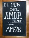 Pub del Amor nov. 2007