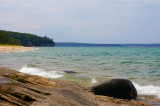 View from Miner's Beach 2