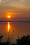 Sunrise, Munising Bay 2