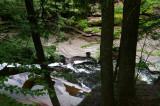Falls at Presque Isle River 4