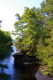 Presque Isle River Entering Superior 2