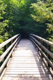Bridge Over Presque Isle River