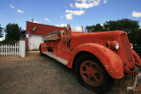 Old Douglas Fire Engine