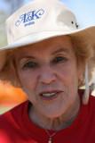 Teddi Boston, 1st Woman Solo Sobo PCT Thru-Hiker