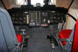 Sikorsky Sea King Cockpit