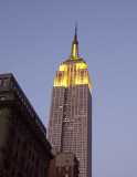 Empire State Building-Lion King