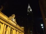 Grand Central & Chrysler Building