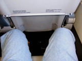 Miserable Iberia Seat