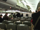 Iberia A340-300 Interior