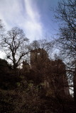 Ludlow castle - about right for Macbeth in case that is their next play
