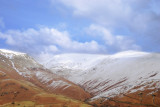 tongue routes to Grisedale tarn